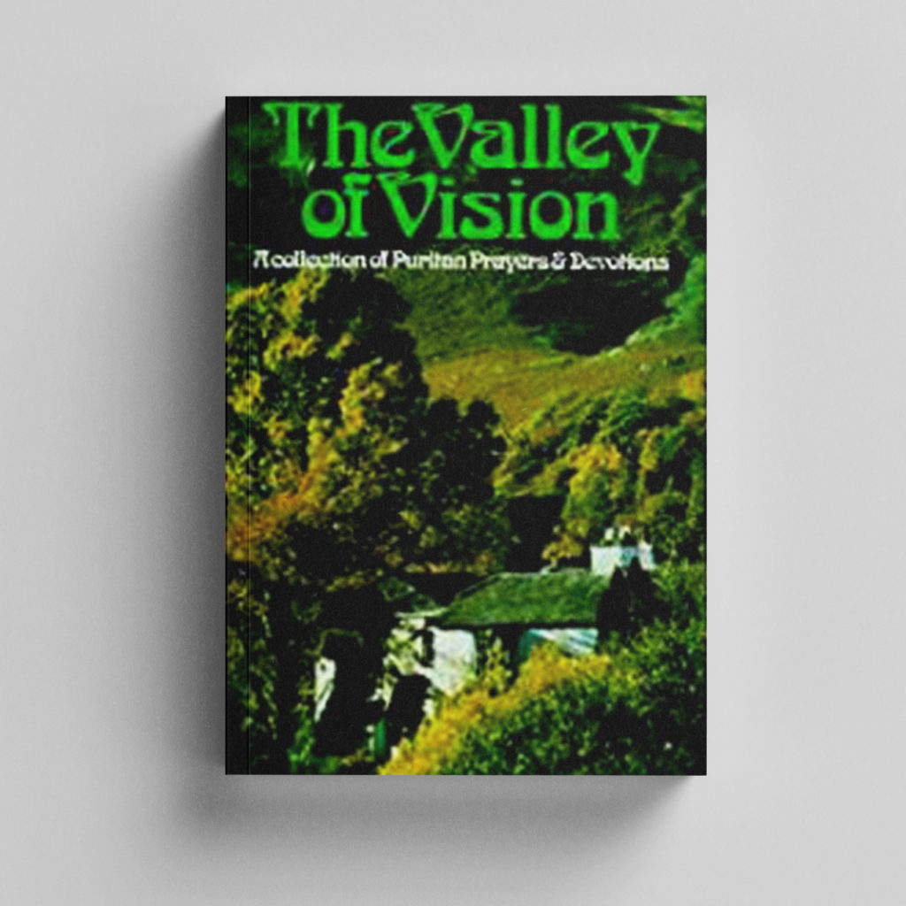 Valley of Vision Book