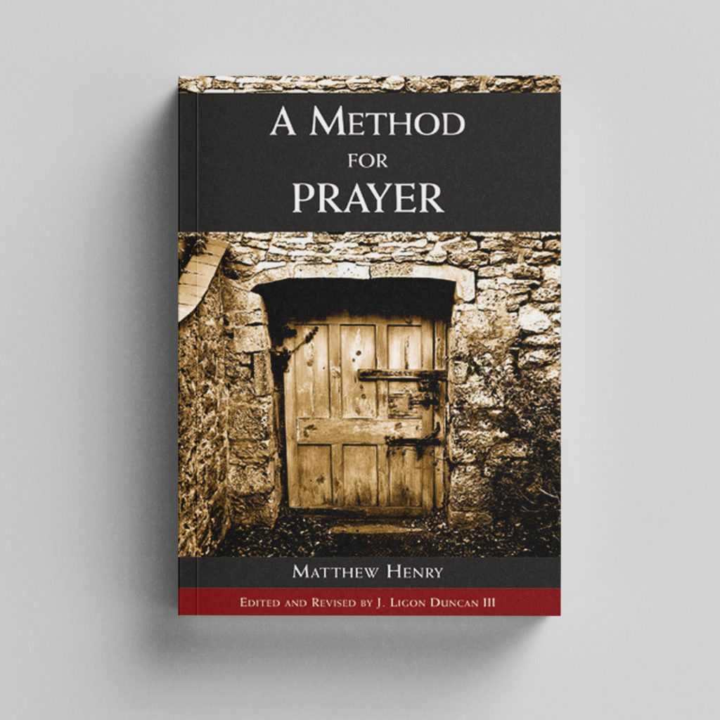 Matthew Henry's Method for Prayer Paperback
